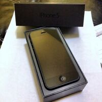 iPhone 5 16gb black (comme neuf) Rogers
