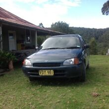 1998 Toyota Starlet Hatchback Wingham Greater Taree Area Preview