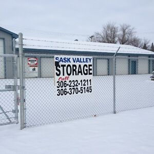 Sask Valley Storage and RV Parking In Rosthern