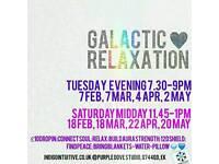 EK Galactic Heart Healing Relaxation