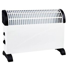 Electric Heater. New. Free standing or wall mounted. Economical. Convector.