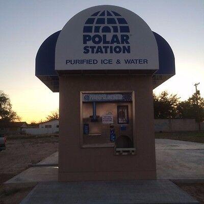 Ice Water Vending Machine