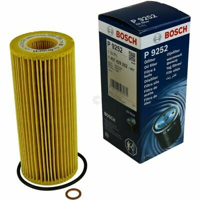 Bosch P9252 Oil Filter BMW 525d 530d 535d 635d 730d 730Ld   E60 E61 E63 E64 E65
