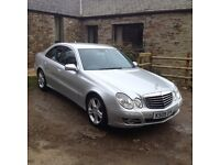Mercedes 320 E Class Facelift model, 2009, lovely condition