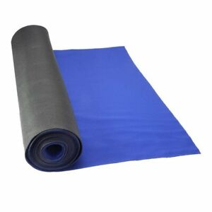 Neoprene Floor Runners 2 sizes available 12f and 20ft red/blue