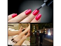 Meow Meow Mobile Nails - Manicure & Pedicure with hot stones, heated mitts