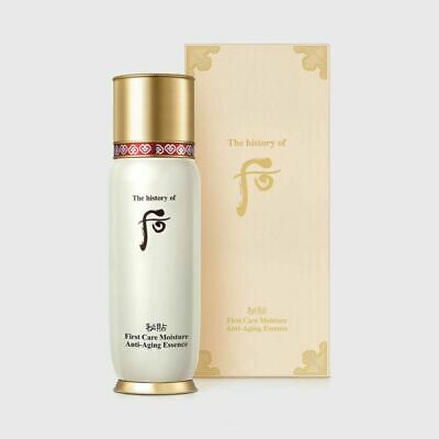 The History of Whoo First Care Moisture Anti-Aging Essence 85ml SING-SING-GIRL