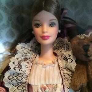 Victorian Barbie with Cedric Bear - (reduced) Regina Regina Area image 2