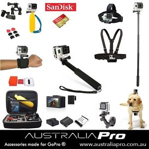 Accessories & mounts for GoPro Hero5, 4, Session, 3, 3+ 2 From $5 Logan Reserve Logan Area Preview