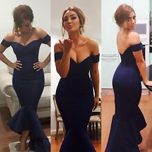 * XS NAVY BLUE NADINE DRESS*  - BRAND PORTIA & SCARLET Liverpool Liverpool Area Preview