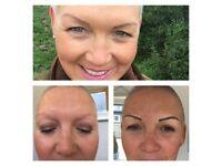 Semi Permanent Makeup Brow Model Needed!