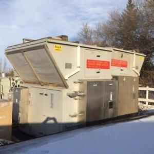 NEVER INSTALLED!!  20 ton Cooling ,135kW Heat rooftop HVAC air handling unit