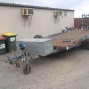 car trailer Kapunda Gawler Area Preview
