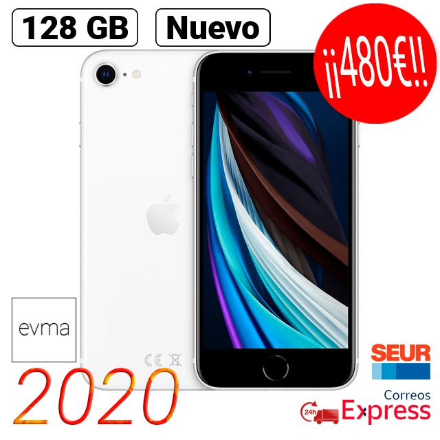 Nuevo Apple iPhone SE 2020 128GB - Blanco