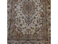 Beautifulvery large handmade persian rug £400 ONO