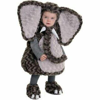 UNDERWRAPS BELLY BABIES ELEPHANT  KID'S HALLOWEEN COSTUME ASST SIZES NEW  ](Elephant Halloween Costumes)