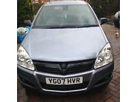 Vauxhall Astra 1.9 CDTI 2007