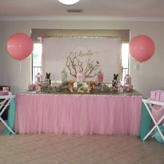 Tulle Table Skirts Madeley Wanneroo Area Preview