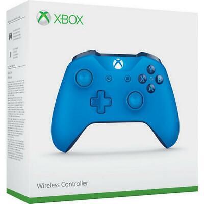 Xbox One Wireless Controller - Vortex Blue