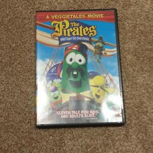 A VeggieTales movie. The pirates who don't do anything
