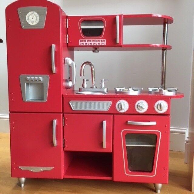 for sale: kids kitchen - kidkraft vintage play kitchen