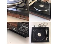 Ferguson Turntable Vinyl Garrard DL4 Celestion Speakers