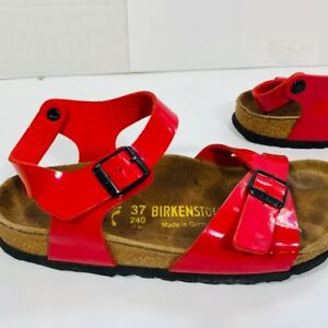 *BIRKENSTOCK - sandale - femme taille 7 ou 37*