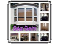 Luxury Caravans to rent on Sandy Glade in Brean from £99 for a short break