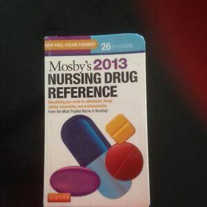 Nursing Drug reference Mosby's 2013