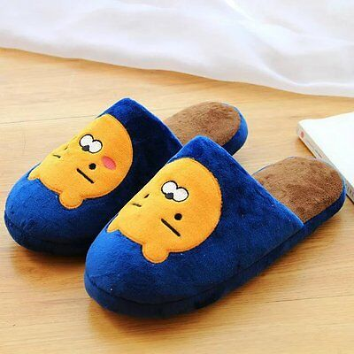 Kakao Friends  Kakaotalk Characters Ryan Neo Apeach Tube Applique Home Slippers