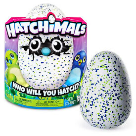 Hatchimals Green Draggles Egg - Electronic Hatchimal Toy pet - Brand New & Boxed