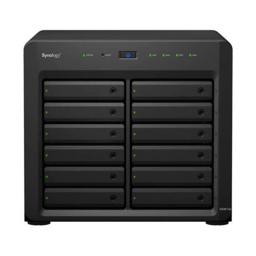 Synology 12bay Nas Diskstation Ds3617xs [diskless]