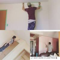 CJ PAINTERS~More than 3 years painting experience.