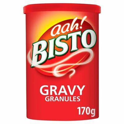 Original Gravy (Bisto Original Gravy Granules 170g - Pack of)