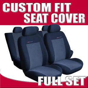 dacia duster auto car seat covers custom fit full set. Black Bedroom Furniture Sets. Home Design Ideas