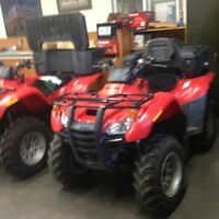 2008 HONDA FOURTRAX 420 ES/4X4