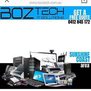 Local Computer Repairs & It Solutions Sunshine Beach Noosa Area Preview