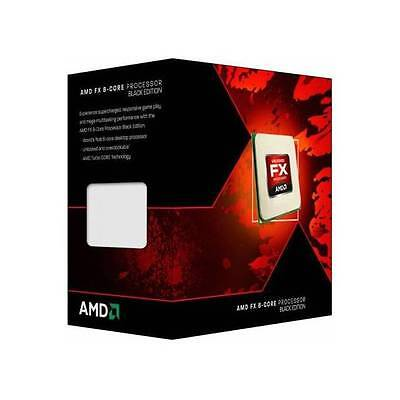 AMD FX-9590 Eight-Core Vishera Processor 4.7GHz Socket AM3+ w/o Fan, Retail