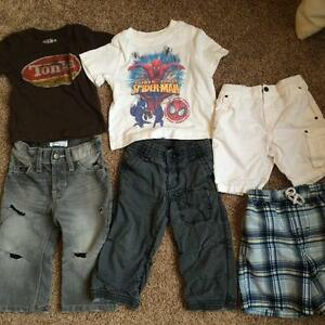 LOT of boys 12-18 month Clothes and Bathing Suit