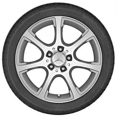 Mercedes-Benz Alufelge 7-Speichen-Rad Hinterachse 8,5JX17 ET58 C Klasse 204 orig