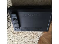 SONY SLV-E730 Black VHS, VCR in good working order .