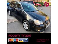 VW Polo S 1.4 5dr - Super Reliable Ultra Popular Mileage Defying Condition!! New MOT + Free Warranty
