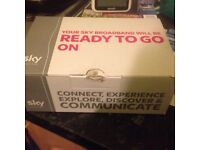 Sky Broadband Router