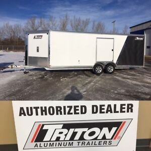 Triton ALL Aluminum Trailers - Now Sold @ Robertson Motorsports