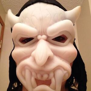 Halloween Glow-in-the-Dark Masks