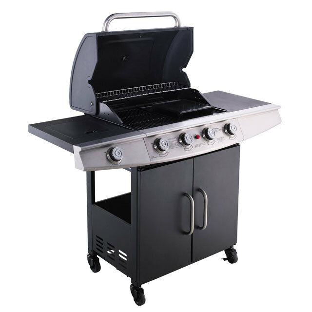blooma kansas 5 burner gas bbq barbecue with side burner in newcastle tyne and wear gumtree. Black Bedroom Furniture Sets. Home Design Ideas