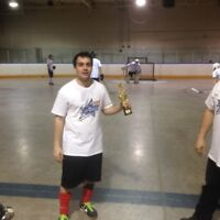 Ball Hockey Spring league GTA area- team and ind players needed