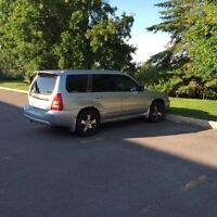 2004 Subaru Forester XT LIMITED SUV, Crossover