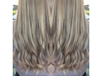 Professional Hair Extensions ~English Rose Extensions~ Birmingham city centre salon, 100% human hair