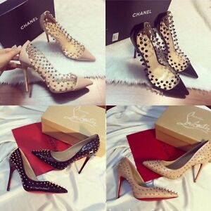 CLEARANCE CHRISTIAN LOUBOUTIN HIGH HEEL Kingsgrove Canterbury Area Preview
